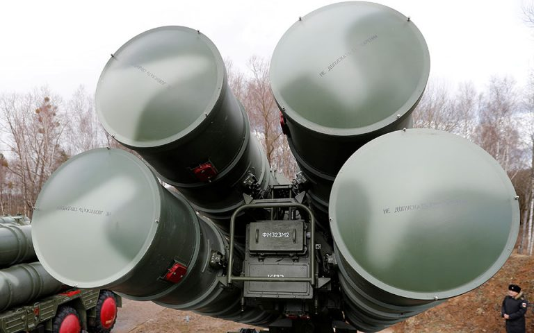 Οι ΗΠΑ ζητούν εκ νέου από την Άγκυρα να εγκαταλείψει τους S-400
