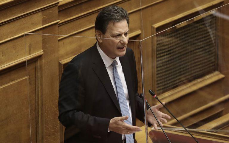 Θ. Σκυλακάκης στο «MR»: Μόνιμες μειώσεις σε ασφαλιστικές εισφορές και εισφορά αλληλεγγύης