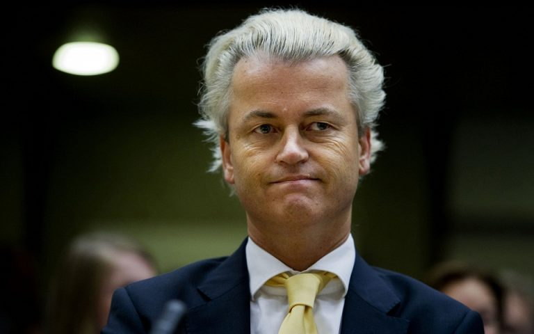 Σκληρή κόντρα της Άγκυρας με Ολλανδό ακροδεξιό πολιτικό