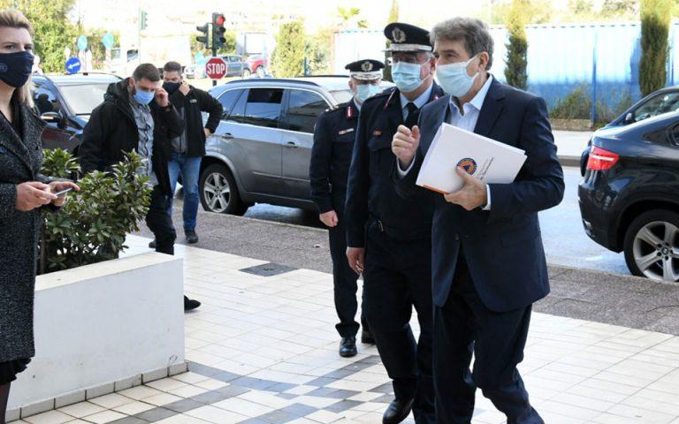 Μ. Χρυσοχοΐδης: Σε κανέναν δεν αρέσει ως θέμα αρχής η αστυνομία στα πανεπιστήμια