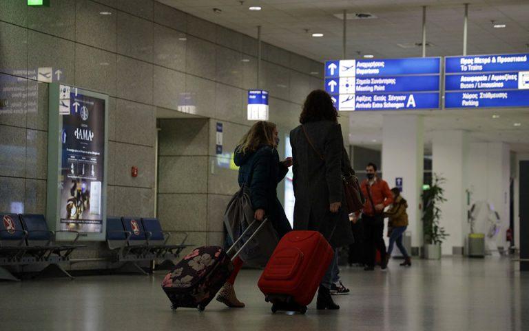 Έως 1η Μαρτίου μόνο ουσιώδεις πτήσεις εσωτερικού