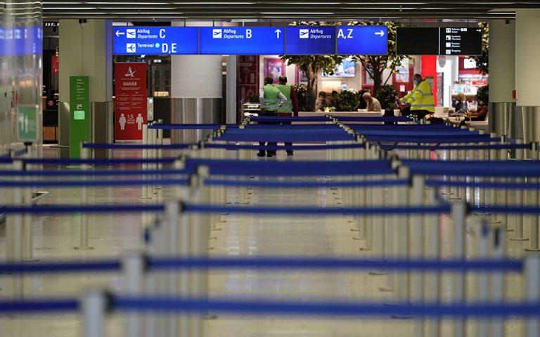 Άδεια αεροδρόμια έως τον Ιούνιο