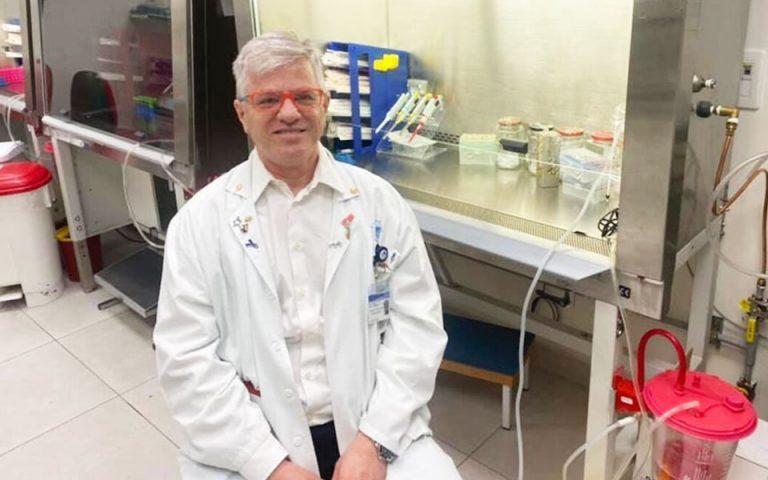 Ο Ισραηλινός που ανακάλυψε το φάρμακο για τον κορωνοϊό