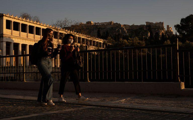 Απαγόρευση κυκλοφορίας από τις 6 μ.μ. το Σαββατοκύριακο σε Αττική και Θεσσαλονίκη