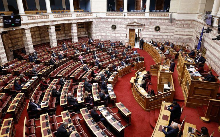 Ψηφίστηκε το νομοσχέδιο για τα Πανεπιστήμια