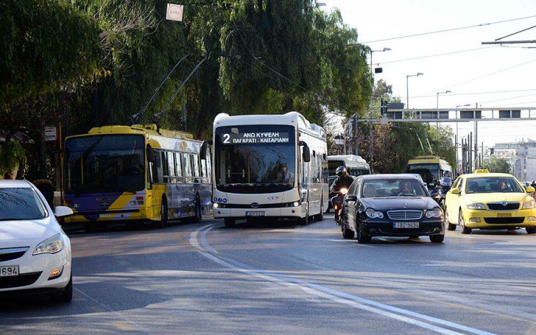 Κ. Καραμανλής: 1.225 λεωφορεία στους δρόμους της Αθήνας
