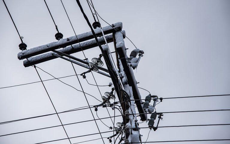 Γ. Γεραπετρίτης: Έως το απόγευμα θα έχουν λυθεί όλα τα προβλήματα ηλεκτροδότησης