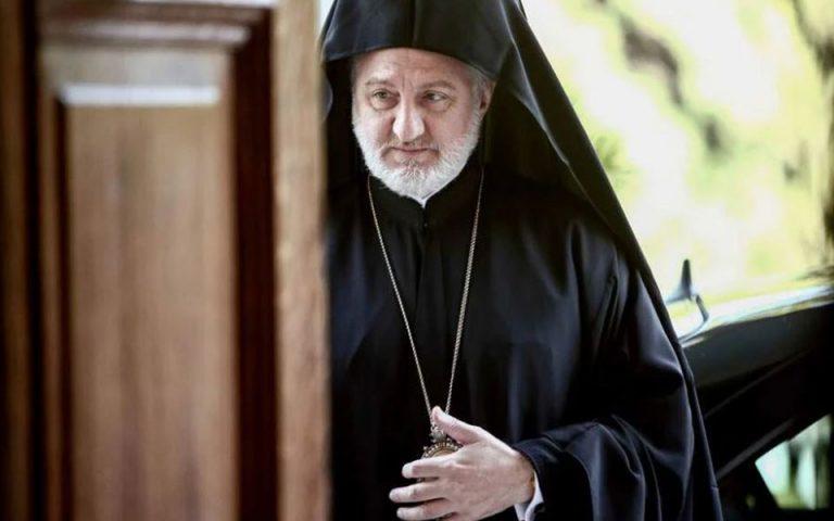 Ελπιδοφόρος: Ενεργή η συμμετοχή της Αρχιεπισκοπής στους εορτασμούς για τα 200 χρόνια της Επανάστασης