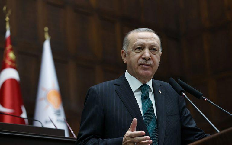 Ο Ερντογάν υποστηρίζει μια σχέση win-win με τις ΗΠΑ