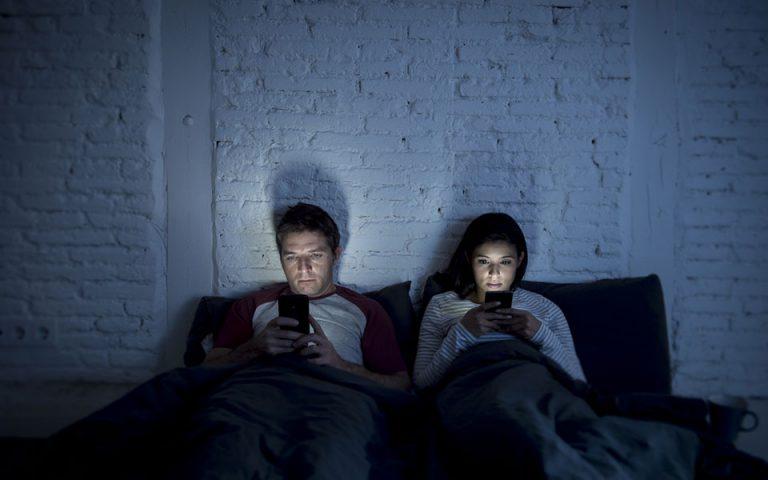 Όταν η ζωή «εγκλωβίζεται» στο διαδίκτυο