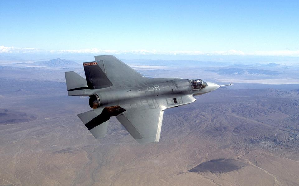 Τουρκία: Προσέφυγε σε δικηγορική εταιρεία των ΗΠΑ για τα F-35