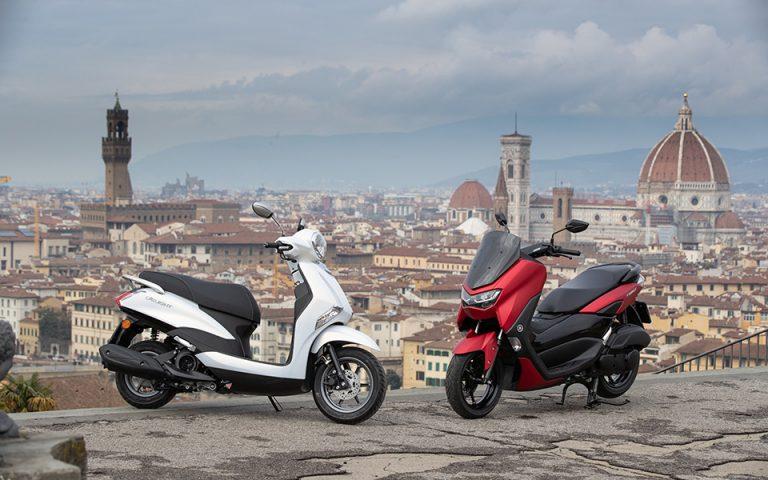 Νέα Yamaha NMAX και DELIGHT