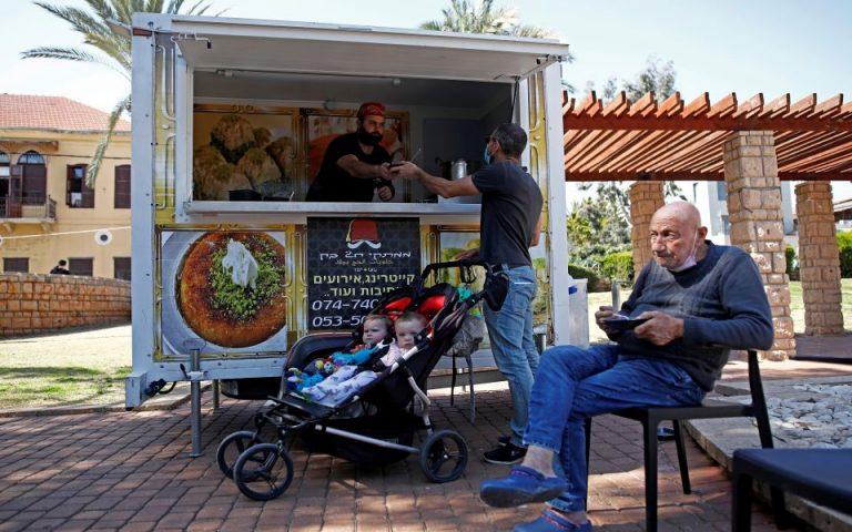 Ισραήλ: Δωρεάν φαγητό σε όσους πάνε για το εμβόλιο
