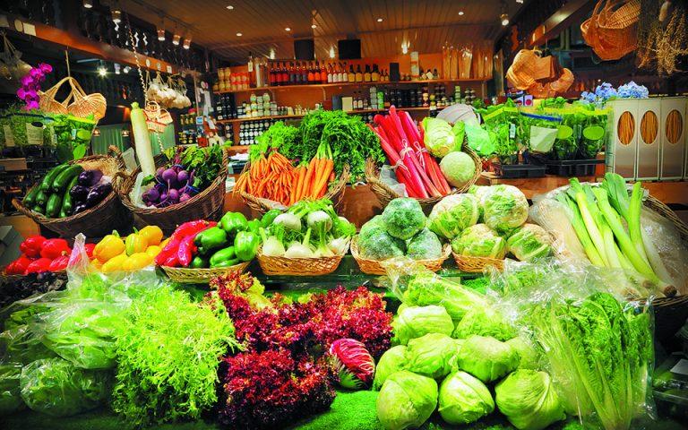Απάντηση στην καραντίνα τα βιολογικά προϊόντα