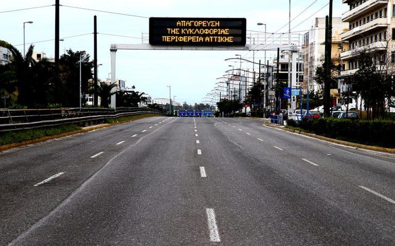 Μ. Παγώνη: «Όχι» στην απαγόρευση κυκλοφορίας στις 18:00 για την Αττική