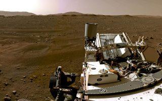 Φωτογραφίες NASA (μέσω REUTERS)
