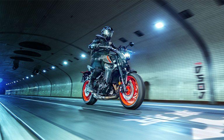 Νέα Yamaha MT-09 2021