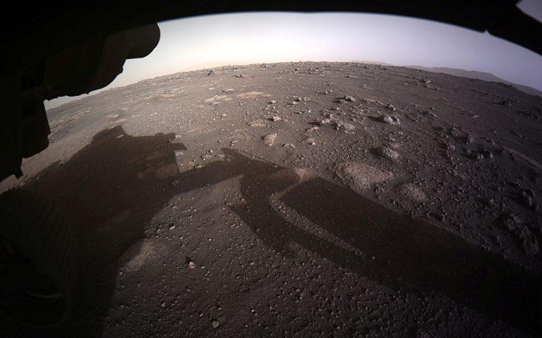 Καρέ – καρέ η προσεδάφιση του Perseverance στον Άρη