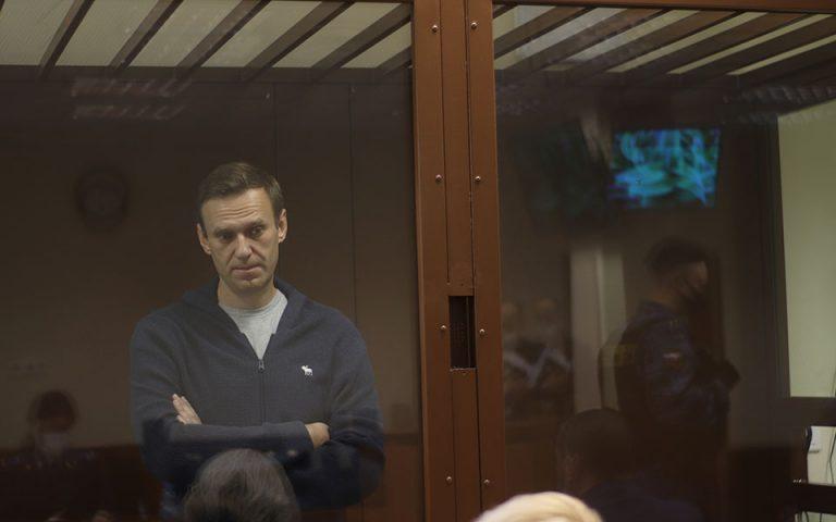 Κατηγορούμενος σε νέα δίκη ο Ναβάλνι