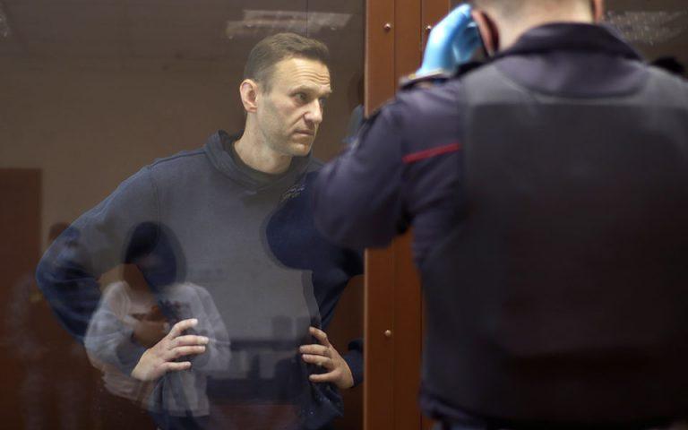 Μόσχα: «Πράκτορες του ΝΑΤΟ» οι σύμμαχοι του Ναβάλνι