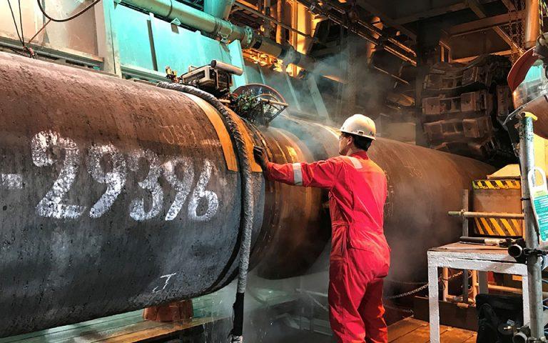 Βερολίνο: Αμετάβλητη η θέση μας για τον Nord Stream 2