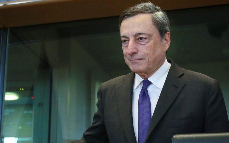 Έσωσε το ευρώ, θα σώσει και την Ιταλία