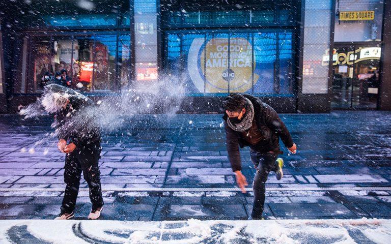 Νέα Υόρκη: Προς επαναλειτουργία οι αίθουσες ψυχαγωγίας και τα στάδια
