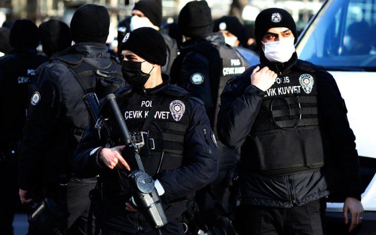 Τουρκία: 718 συλλήψεις στους φιλοκουρδικούς κύκλους