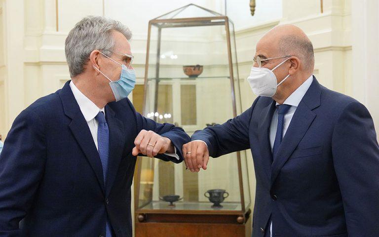 Τζ. Πάιατ: Συνεργαζόμαστε για να ενισχύσουμε τον περιφερειακό ηγετικό ρόλο της Ελλάδας