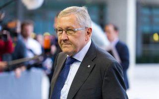 Ο διευθύνων σύμβουλος του ESM και του EFSF, Κλάους Ρέγκλινγκ.