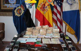 Φωτ. Ισπανική Αστυνομία
