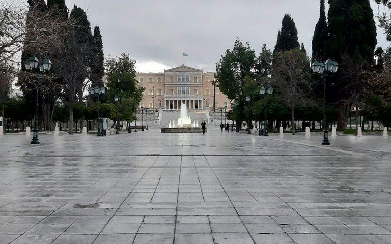 ΣΥΡΙΖΑ: Μέτρο – παρωδία η απαγόρευση της κυκλοφορίας από τις 6 μμ