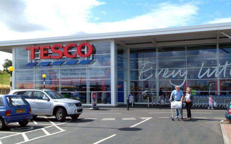 Φόρο σε ηλεκτρονικές πωλήσεις ζητεί η Tesco