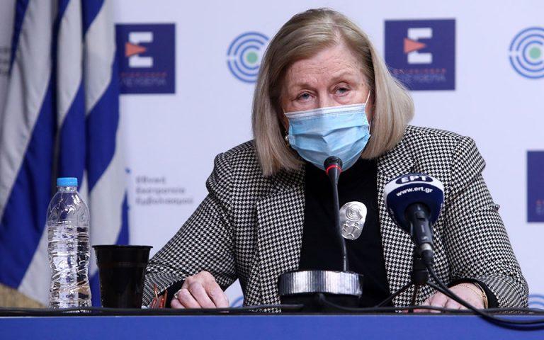 Μαρία Θεοδωρίδου: Αδικαιολόγητος ο πανικός για τις μεταλλάξεις σχετικά με τα εμβόλια