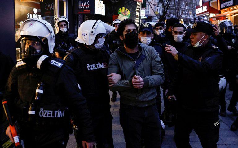 Νέες επιθέσεις Ερντογάν κατά φοιτητών και ΛΟΑΤΚΙ