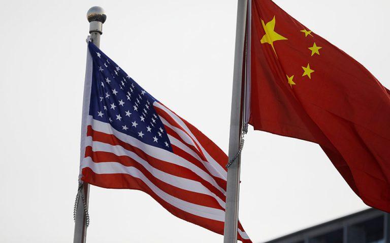 Μπάιντεν για Κίνα: «Αν δεν κάνουμε τίποτα θα μας συντρίψουν»
