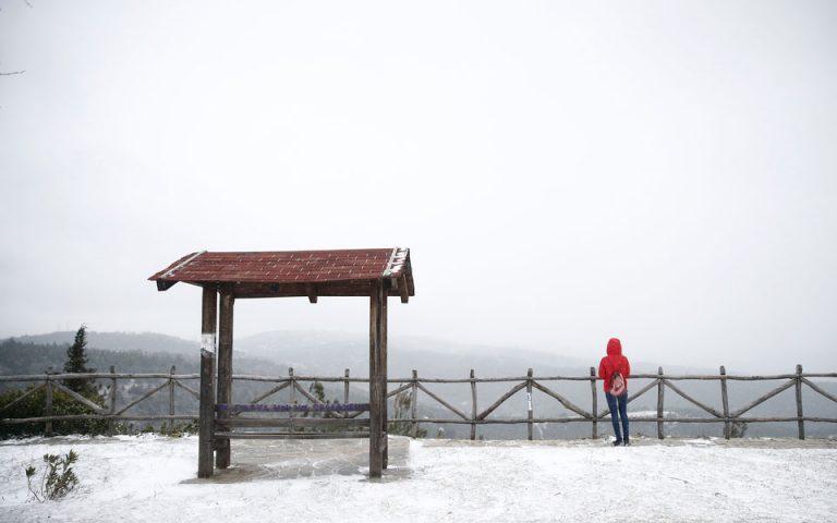 Στους -19 βαθμούς Κελσίου η θερμοκρασία στη Φλώρινα