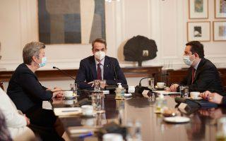 Γραφείο τύπου Πρωθυπουργού / Δημήτρης Παπαμήτσος