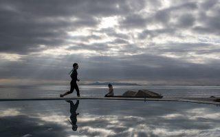 Φωτ.AP Photo/Petros Giannakouris