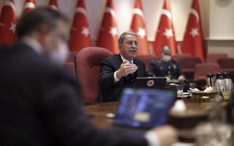 Φωτ. Arif Akdogan/Turkish Defense Ministry via AP, Pool