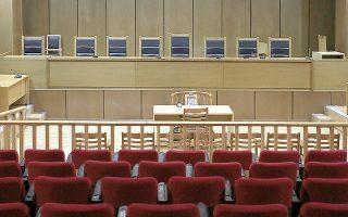 Με τη χθεσινή τοποθέτησή τους οι 41 δικαστές σηματοδοτούν ενδεχόμενη άρση του αδιεξόδου αν η υπεράσπιση Κουφοντίνα πράγματι θελήσει το αίτημα του καταδικασθέντος 11 φορές σε ισόβια για δολοφονίες της 17Ν να αξιολογηθεί δικαστικά (φωτ. INTIME NEWS).