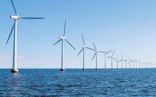 Η Ocean Winds αποτελεί κοινοπραξία της EDP Renewables –θυγατρικής της πορτογαλικής ΔΕΗ– και της ENGIE και διαθέτει ένα ευρύ χαρτοφυλάκιο που αποτελείται από έργα της τάξεως του 1,5 GW υπό κατασκευή και 4 GW υπό ανάπτυξη (φωτ. Shutterstock).