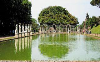 Οι πανέμορφοι κήποι της Ρώμης.