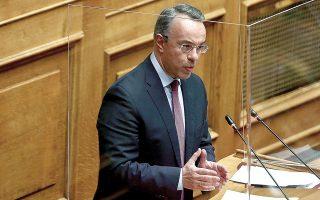 Μόνο η τελευταία παράταση του lockdown μέχρι τις 16 Μαρτίου κοστίζει 1,2 δισ. ευρώ, είπε χθες ο υπουργός Οικονομικών Χρήστος Σταϊκούρας.
