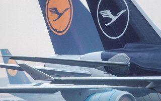 Αναφορικά με τη χωρητικότητά της για φέτος, η Lufthansa αναμένει να διαμορφωθεί στο 40%-50% των επιπέδων του 2019.