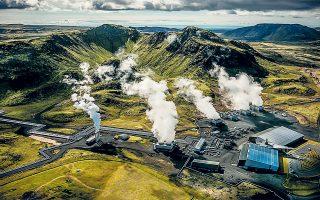Η εταιρεία εφαρμόζει το συγκεκριμένο εγχείρημα στο ισλανδικό εργοστάσιο Χελισέιντι, μία από τις μεγαλύτερες γεωθερμικές μονάδες ηλεκτροπαραγωγής στον κόσμο.