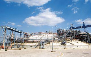Οι μεγαλύτερες ποσότητες υγροποιημένου φυσικού αερίου (LNG) εισήχθησαν στη χώρα μας από τις ΗΠΑ.