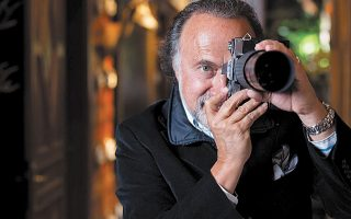 Παθιασμένος με τη φωτογραφία ήταν ο Ολιβιέ Ντασό.
