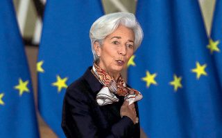 Η πρόεδρος της τράπεζας, Κριστίν Λαγκάρντ, μετά την απόφαση τόνισε πως το αυξημένο κόστος του δανεισμού θα μπορούσε «να μεταφραστεί σε μια πρόωρη επιβολή δυσχερέστερων συνθηκών χρηματοδότησης για όλους τους τομείς της οικονομίας».
