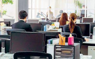 Για τις πληττόμενες επιχειρήσεις η μείωση ενοικίου είναι 40% (φωτ. Shutterstock).